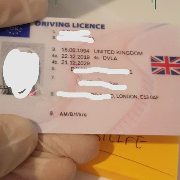 where to buy Real UK drivers Licence online