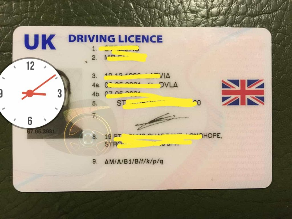 Buy UK driving licence without exams in 2021-2021